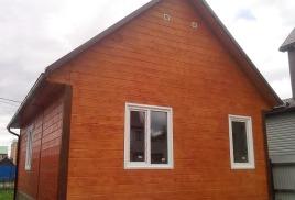 Строительство дома в г.Ханты-Мансийск