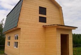 Дачный дом на 41-км.
