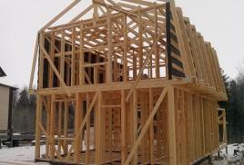 Строительство дома 6м.-8м. сот ''Геолог''